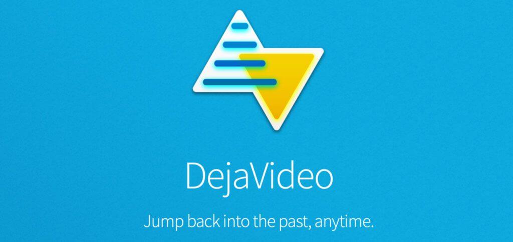 Die DejaVideo App für den Apple Mac zeichnet des Bildschirm platz- und energiesparend auf, um Fehler nachvollziehen zu können.