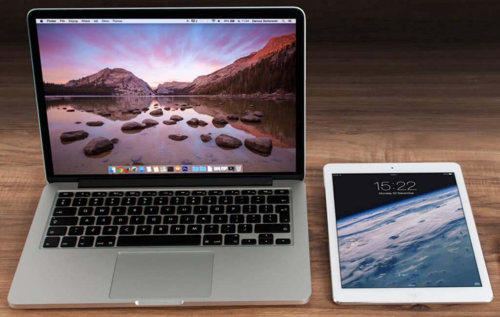 In macOS 10.15 soll die Funktion Sidecar dazu führen, dass man ohne Luna Display oder andere Zusatz-App das iPad als externes Mac-Display verwenden kann.