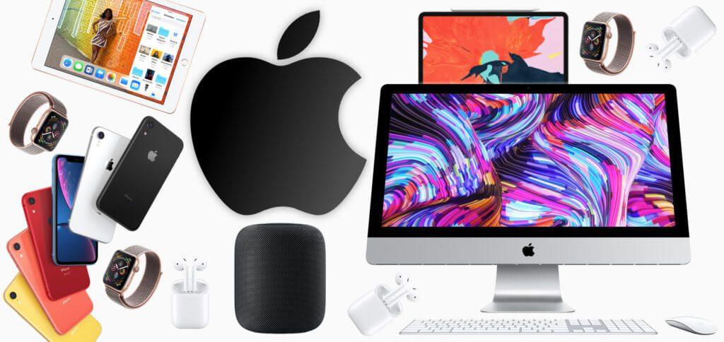 Computer, Smartphone, Tablet, Smart Watch, Lautsprecher, Kopfhörer und mehr gibt es von Apple. Warum ich iPhone, Mac, iPad und Co. anderen Herstellern und Systemen vorziehe, das lest ihr hier. Quelle der Produktbilder: Apple.com
