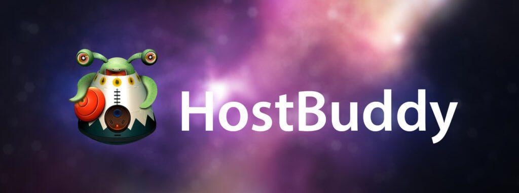 Auch wenn HostBuddy Geld kostet: Die einfache Änderung der hosts-Datei am Mac ist es mir wert.