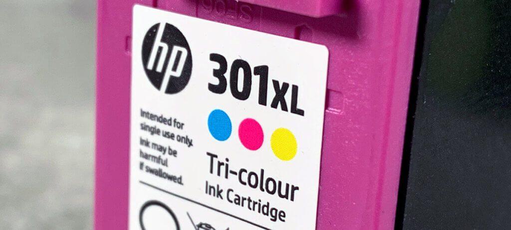 Mit den XL-Tintenpatronen bietet HP eine günstigere Alternative für Vieldrucker an.