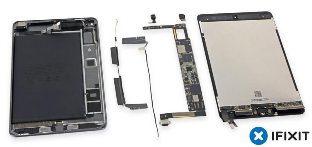 Der Apple iPad mini 5 Teardown von iFixit gibt Aufschluss über Arbeitsspeicher, Akku-Leistung, Reparaturfähigkeit und weitere Details.