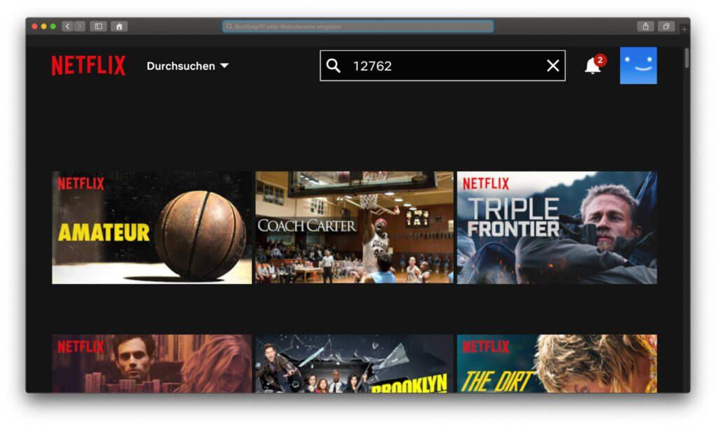 In der Netflix Suchcodes-Liste findet ihr allerhand Möglichkeiten, die Suche nach Streaming-Inhalten zu verfeinern. In Deutschland funktioniert aber nicht immer alles.