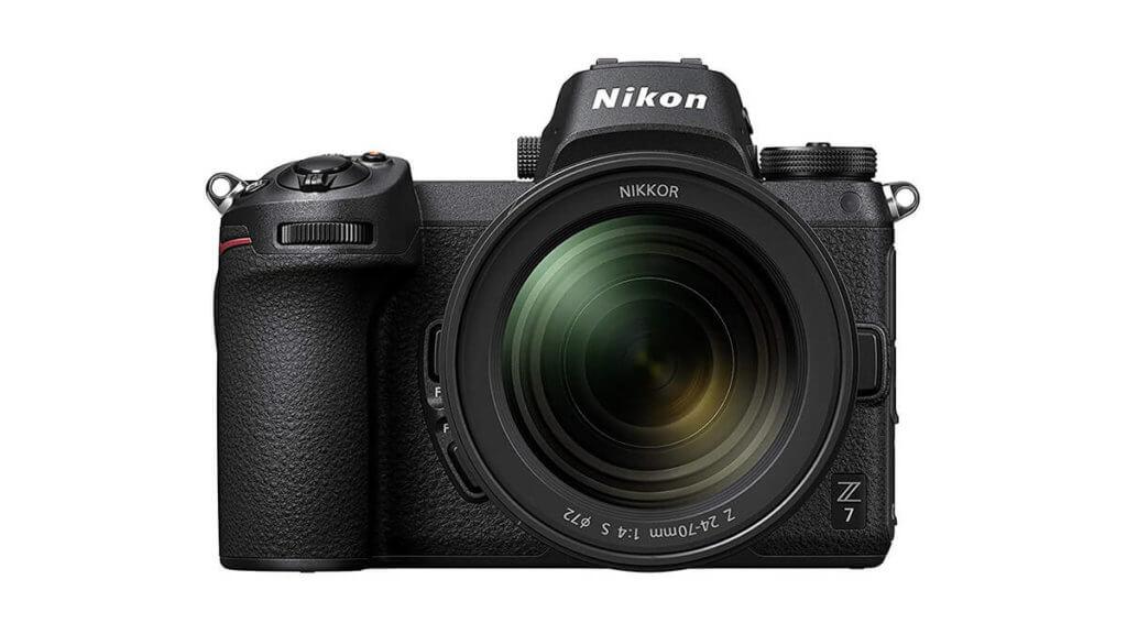 Die Nikon Z7 ist eine der modernsten Systemkameras und sticht mit ihren 45 MP Auflösung einige DSLRs aus – nicht nur in der Auflösung (Foto: Nikon).