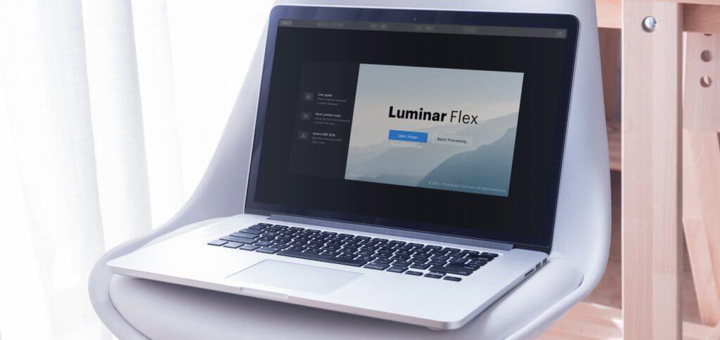Skylum Luminar Flex ist ein Plugin für Photoshop, Lightroom und Fotos für Mac. Als Stand-Alone oder per Anwahl über die Fotobearbeitungsprogramme sorgt es für starke Filter und weitere Features.