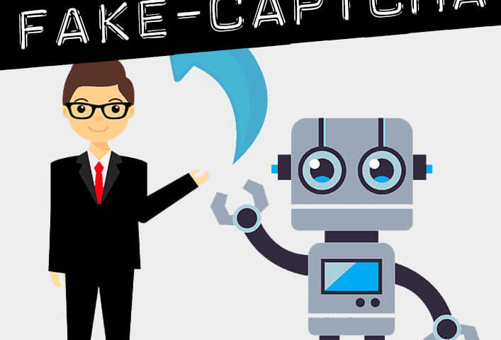 Fake-Captcha will Admin-Rechte erschleichen