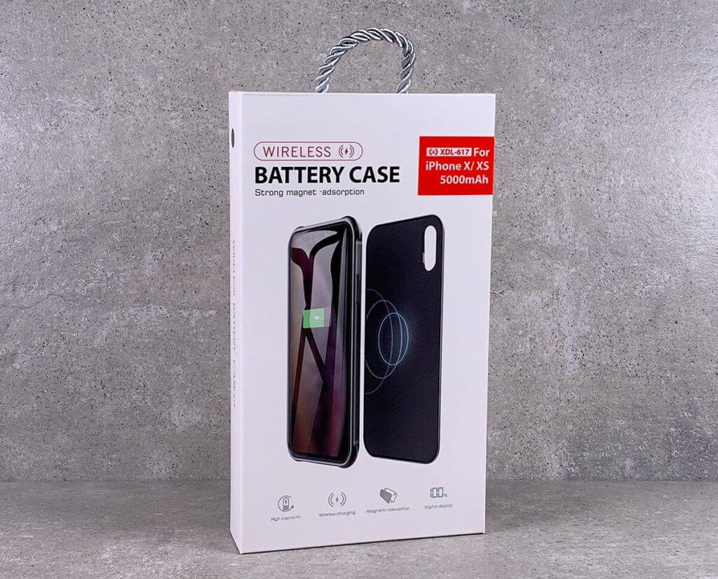 Das Magnetic Battery Case von hardwrk arbeitet mit Qi-Charging und wird magnetisch an die passende iPhone-Hülle angedockt (Fotos: Sir Apfelot).
