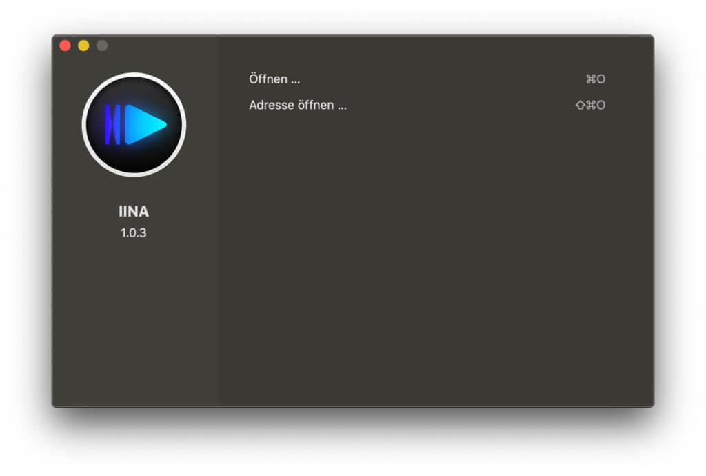 Der IINA Media Player für macOS auf dem Apple Mac bietet eine schlichte Benutzeroberfläche, aber viele Funktionen. Details und Download findet ihr hier!