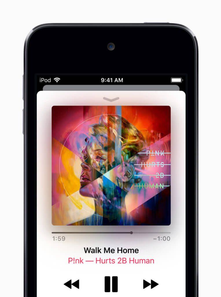 Braucht es neben dem Apple iPhone ein weiteres Mobile-Device zum Musik hören, Videos schauen und Spiele spielen?