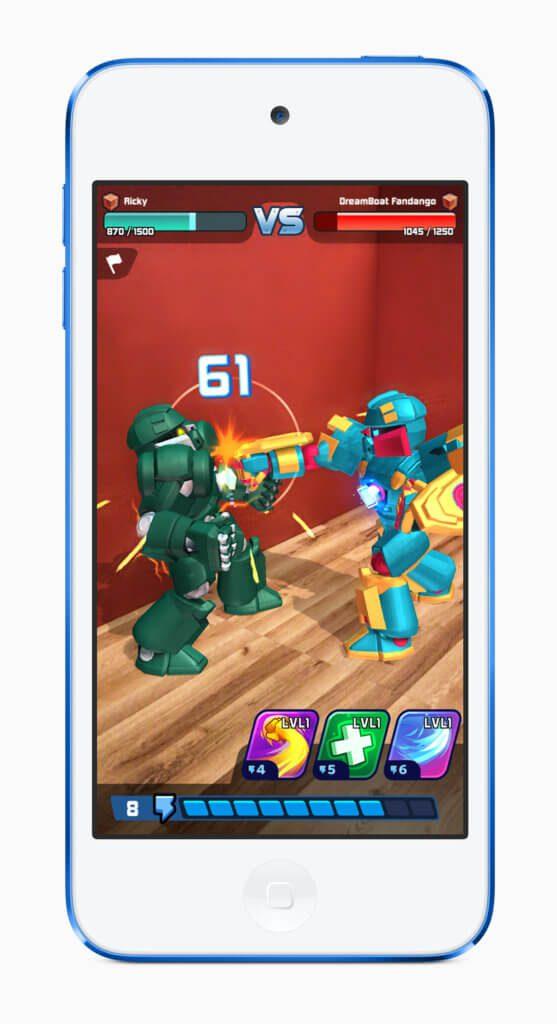 Mehr Power soll nicht nur das kommende Spiele-Abo laufen lassen, sondern auch App-Anwendungen mit Augmented Reality (AR).