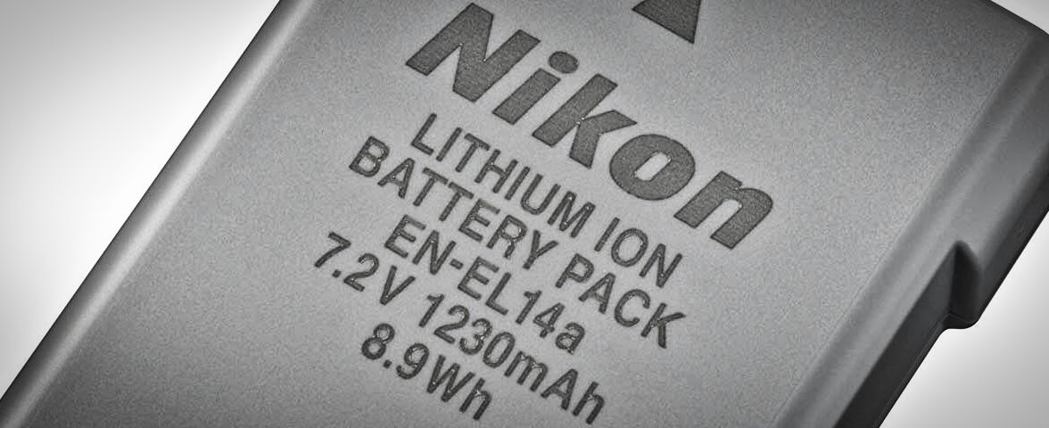 Das Original von Nikon trägt die Modellnummer EN-EL14a bzw. EN-EL14. Er wird von Nikon in zahlreichen Kamera-Modellen eingesetzt (Foto: Nikon).