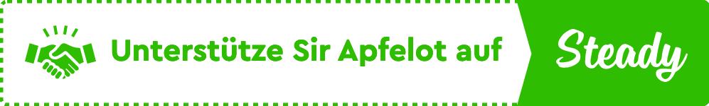 Sir Apfelot auf SteadyHQ unterstützen