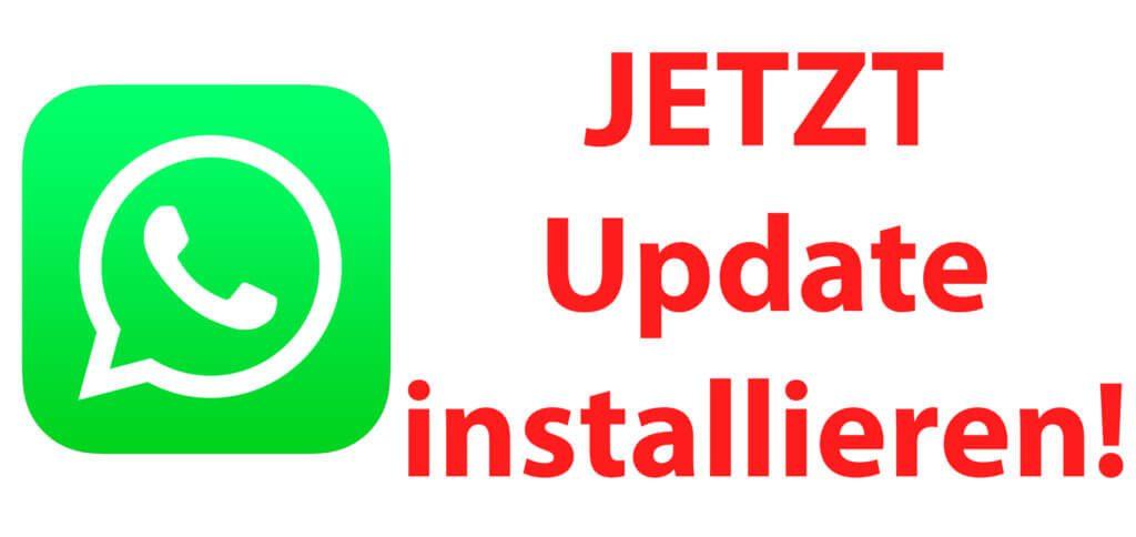 Im WhatsApp-Messenger von Facebook ist eine Sicherheitslücke entdeckt worden, durch die mit einem simplen Anruf Spyware installiert werden kann. Macht am besten gleich das Update unter iOS bzw. Android!