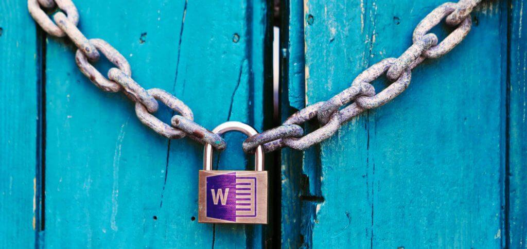 Word-Dokument Passwort vergessen? Mit der Passper App könnt ihr den Datei-Schutz umgehen und wieder auf die doc- oder docx-Datei zugreifen.