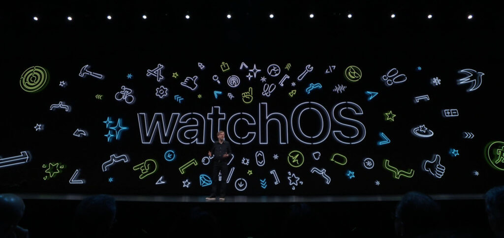 Im Rahmen der WWDC 2019 Keynote hat Apple watchOS 6 als kommendes Betriebssystem der Apple Watch vorgestellt.
