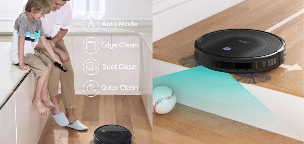 Fernsteuerung, mehrere Modi, automatische Stufen-Erkennung und mehr stecken im neuen Anker eufy RoboVac 11S Max Staubsaugerroboter mit angenehmen Preis.