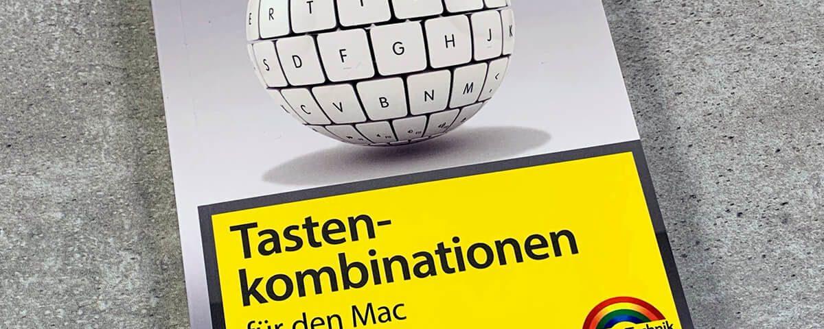 Tastenkombinationen für den Mac von Jonas Kraft