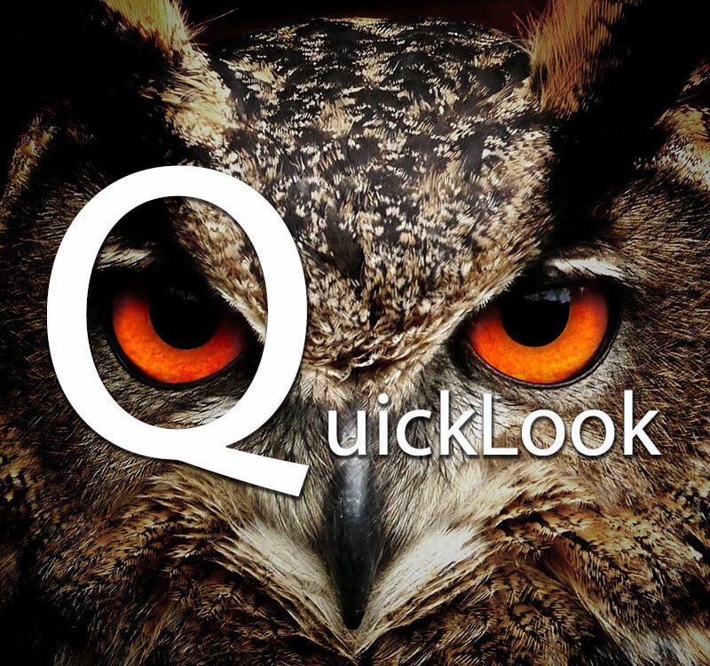 Quick Look unter macOS