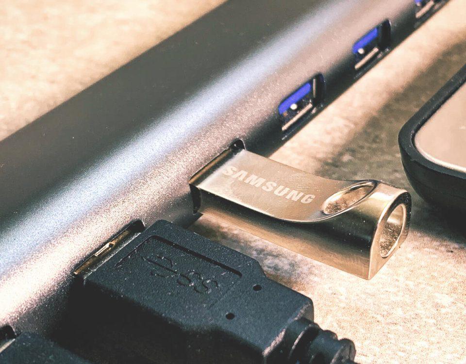 Leserfrage: Anschließen von Geräten am USB-Hub