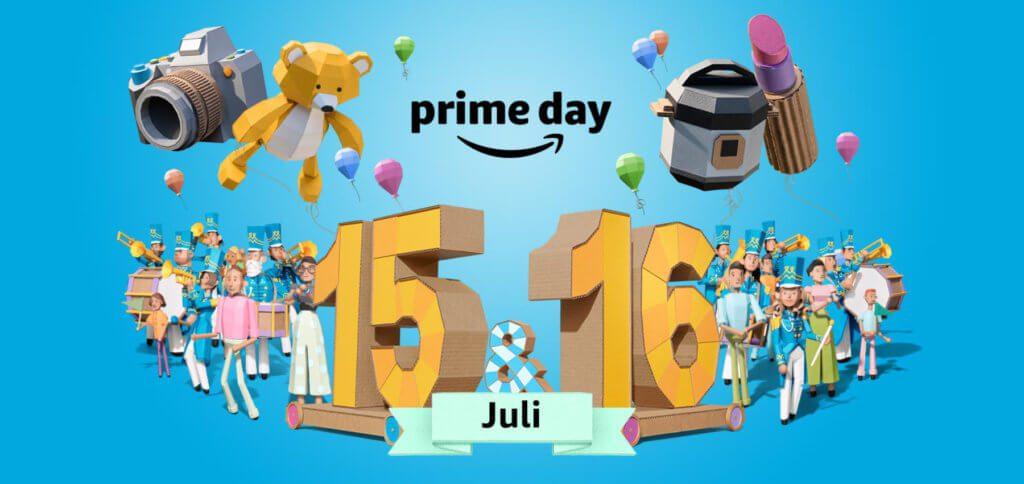 Der Amazon Prime Day 2019 findet am 15. und 16. Juli statt. Wenn ihr Sir Apfelot unterstützen wollt, kauft gern über die Kategorie-Links ein. Danke!