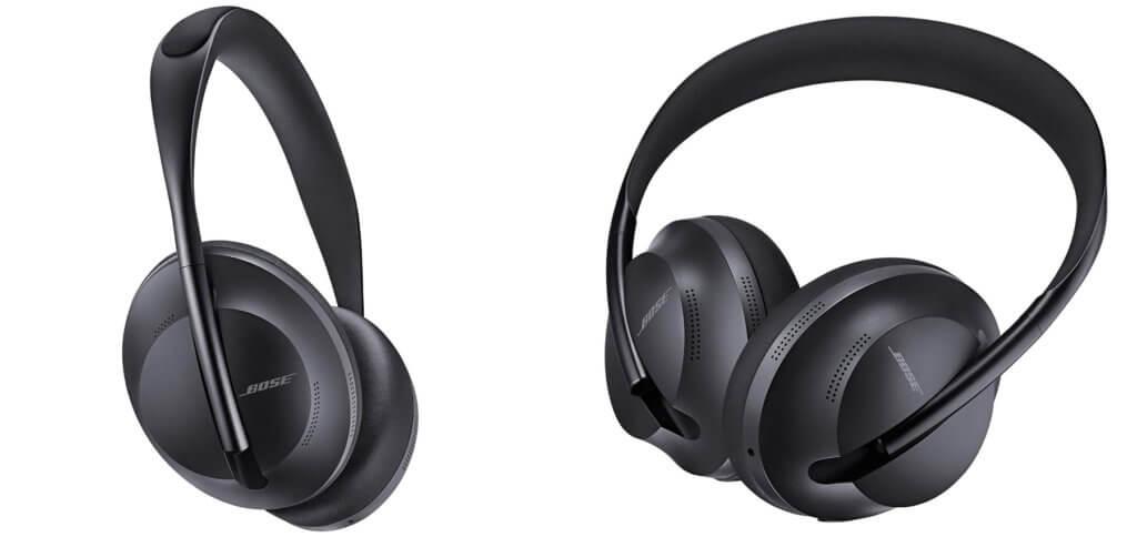 Die Bose Noise Cancelling Headphones 700 sind Over-Ear-Kopfhörer mit aktiver und passiver Außengeräuschunterdrückung. Neues Sound-Design, mehr Mikrofone und Touch-Bedienung sollen sie besser machen als die Bose QC35 Ohrhörer.