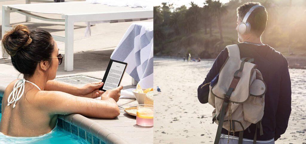 Der neue Kindle Oasis ist ein wasserdichter eBook-Reader von Amazon. Hier die technischen Daten, weitere Details und der Vergleich zu anderen Modellen.