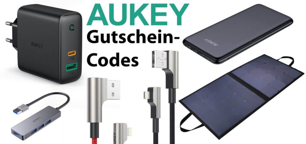 Kabel, ein Solar-Panel, Powerbanks, Ladegeräte, USB-Hubs und mehr für Mac, MacBook und andere Geräte gibt's aktuell von AUKEY günstiger.