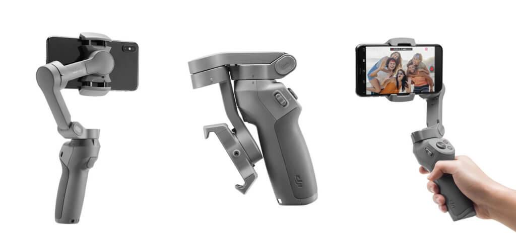 Das DJI Osmo Mobile 3 Smartphone-Gimbal ist ideal, um Handy-Videos zu stabilisieren sowie mit smarten Kreativ-Modi zu filmen. Details, Daten und ein Video findet ihr hier!