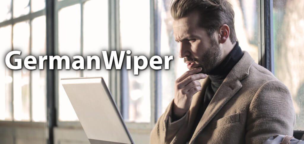 Die vermeintliche Ransomware GermanWiper greift Windows-Computer an und löscht deren Dateien auf der Festplatte. Ohne Backup ist eine Wiederherstellung nicht möglich.