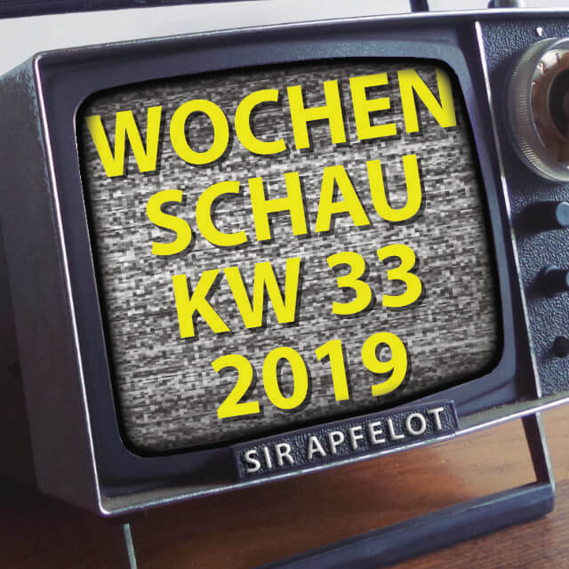 33 kalenderwoche 2019