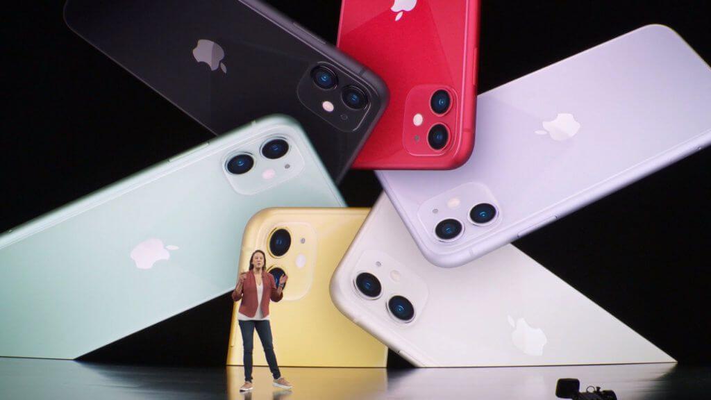 Das neue Apple iPhone 11 mit Doppel-Kamera und iOS 13 ist der Nachfolger des iPhone XR.