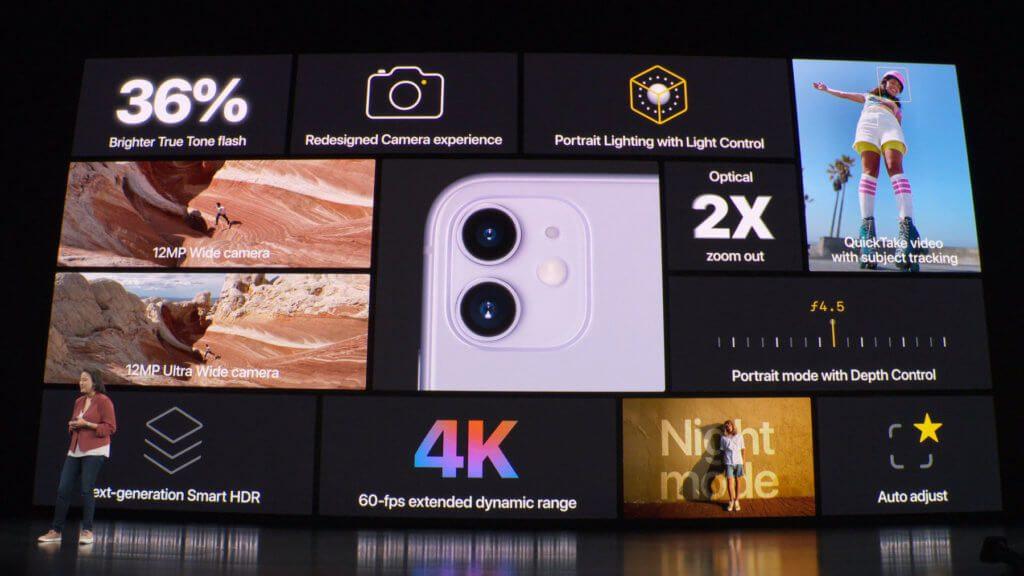 Ein neuer A13 Bionic Chip, neue Software und so weiter machen das iPhone 11 recht interessant.