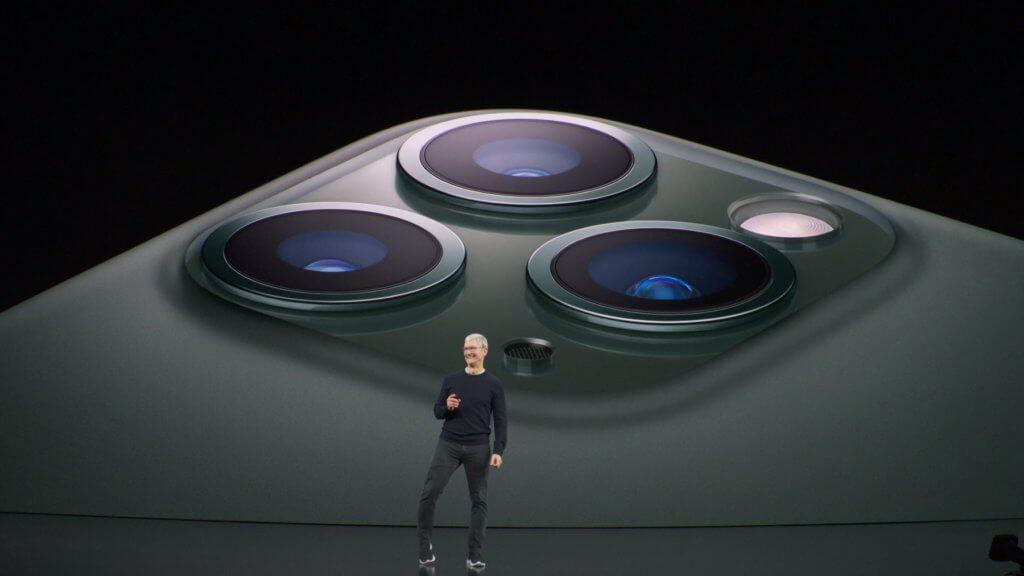 Natürlich wurden die Gerüchte bestätigt: Das iPhone 11 Pro (Max) hat eine Triple-Kamera, und diese bringt enorme Leistungen hervor!