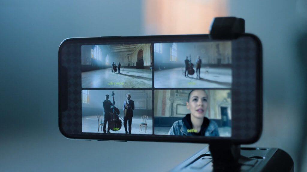 """Wer als Pro die neuen """"Pro""""-Kamerafunktionen des Apple iPhone 11 Pro (Max) nutzen will, kann dafür die FiLMiC Pro App verwenden."""