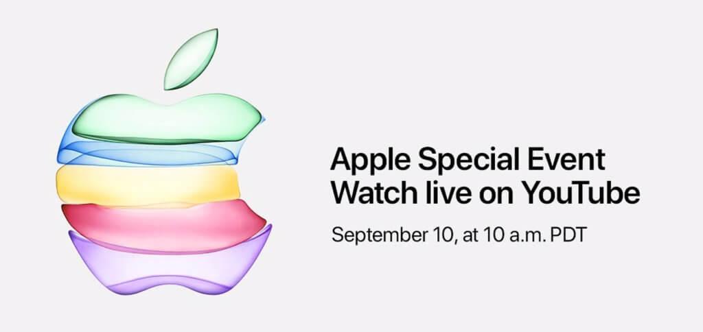 Das Apple Special Event zum neuen iPhone als Live-Stream gibt es auf der Apple-Webseite, aber auch auch auf YouTube. So könnt ihr Apples September-Keynote 2019 aus Cupertino auf etlichen verschiedenen Endgeräten verfolgen.