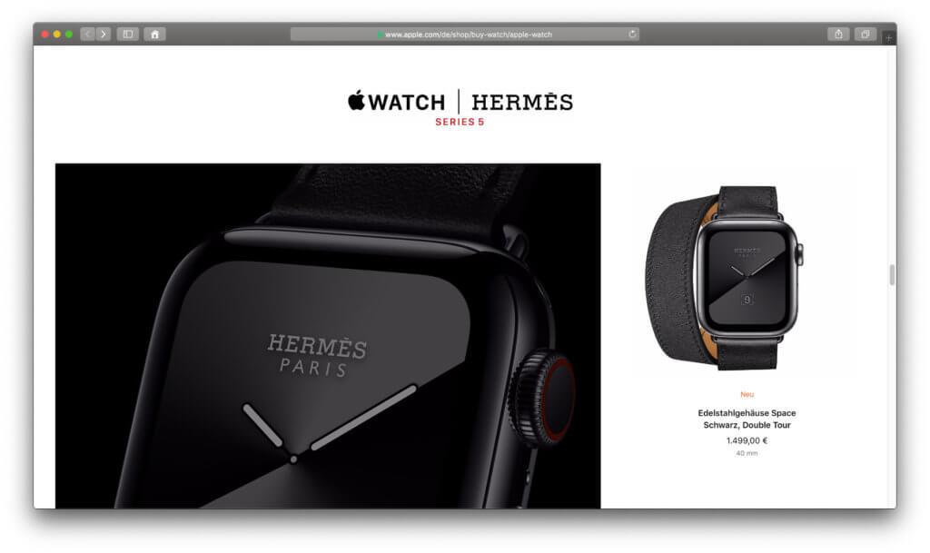 Am meisten Aufsehen erregen bei der neuen Apple-Smartwatch wahrscheinlich die teils obszön hohen Preise.