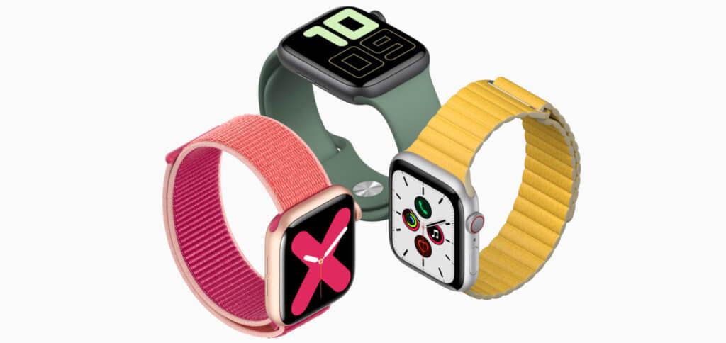 Die neue Apple Watch 5 mit watchOS 6 bringt nicht allzu viele Neuheiten oder Innovationen mit. Kompass und Always-On-Display sind die nennenswerten Neuerungen.
