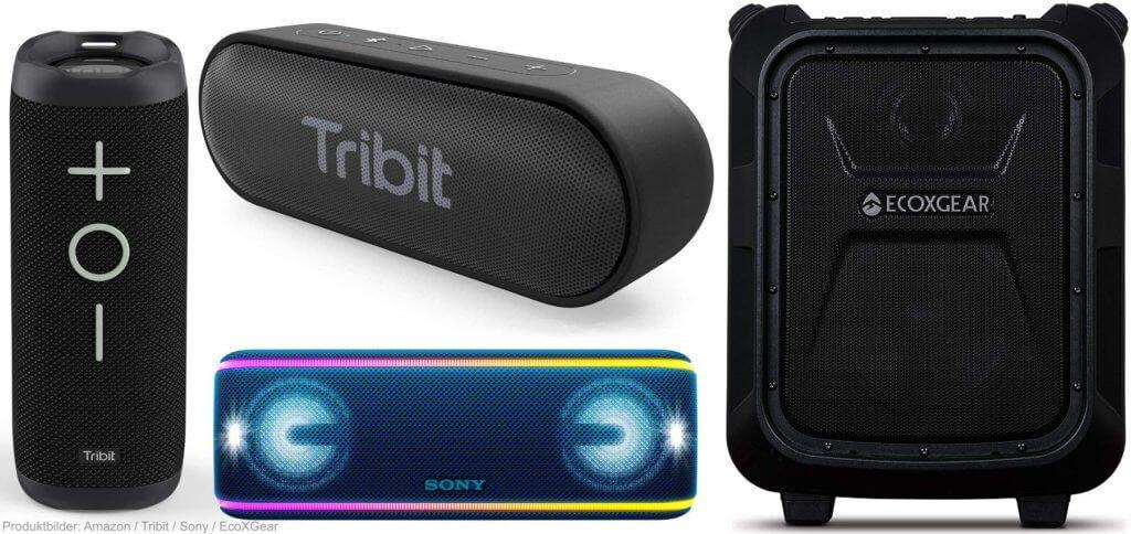 Wirecutter Testsieger: Die besten Bluetooth-Boxen 2019 sind die folgenden vier. Falls ihr also noch einen kleinen, portablen oder großen und stabilen Bluetooth-Lautsprecher sucht, seid ihr hier richtig ;)