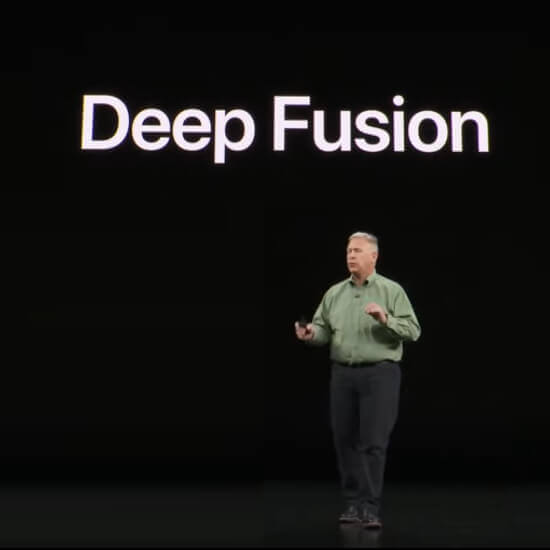 Das Feature Deep Fusion ist dem iPhone 11 Pro vorbehalten