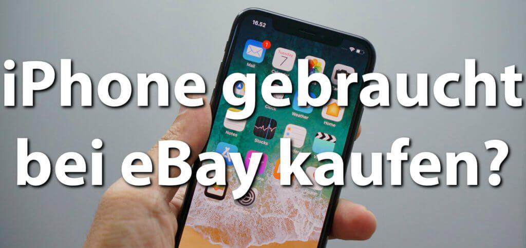 Wenn ihr ein Apple iPhone gebraucht bei eBay kaufen oder verkaufen wollt, findet ihr hier die aktuellen Durchschnittspreise zur Orientierung.