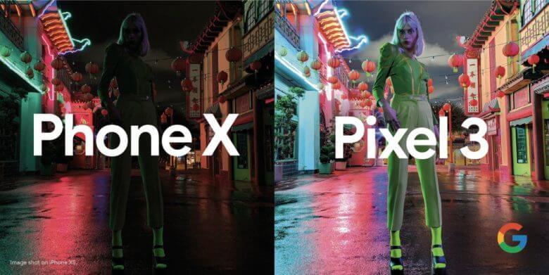 Mit Erscheinen des Google Pixel 3 mit dem Night Sight Feature hat Google Fotos von einem iPhone X mit dem Google Pixel 3 verglichen. Damals sah das iPhone X nicht gut aus – mit dem iPhone 11 Pro hält Apple nun mit.