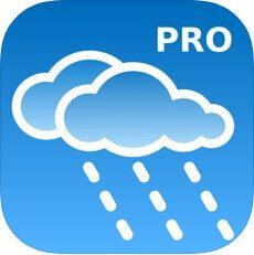 Die RegenVorschau App (Icon).