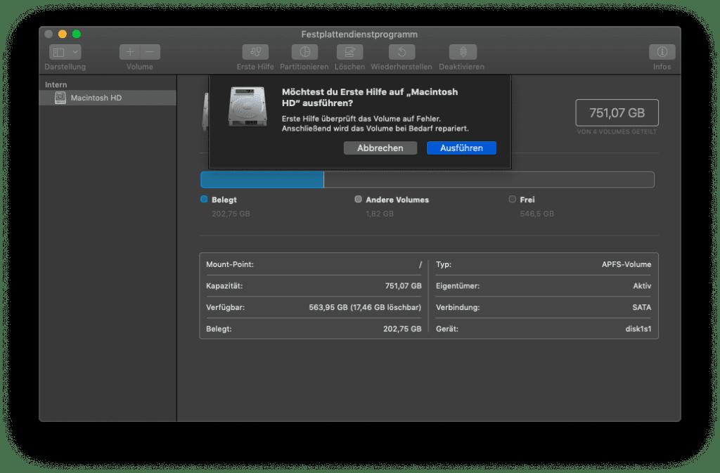 macOS 10.15 Catalina – Probleme und Lösungen » Sir Apfelot