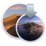 macOS Catalina ohne Partition parallel zu Mojave installieren