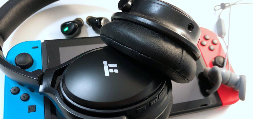 Ihr wollt eure Bluetooth-Kopfhörer an die Nintendo Switch (auch Lite) anschließen? Dann braucht ihr einen Adapter mit aptX LL Codec, damit ihr kabellos das Videospiel-Audio ohne Lag genießen könnt.