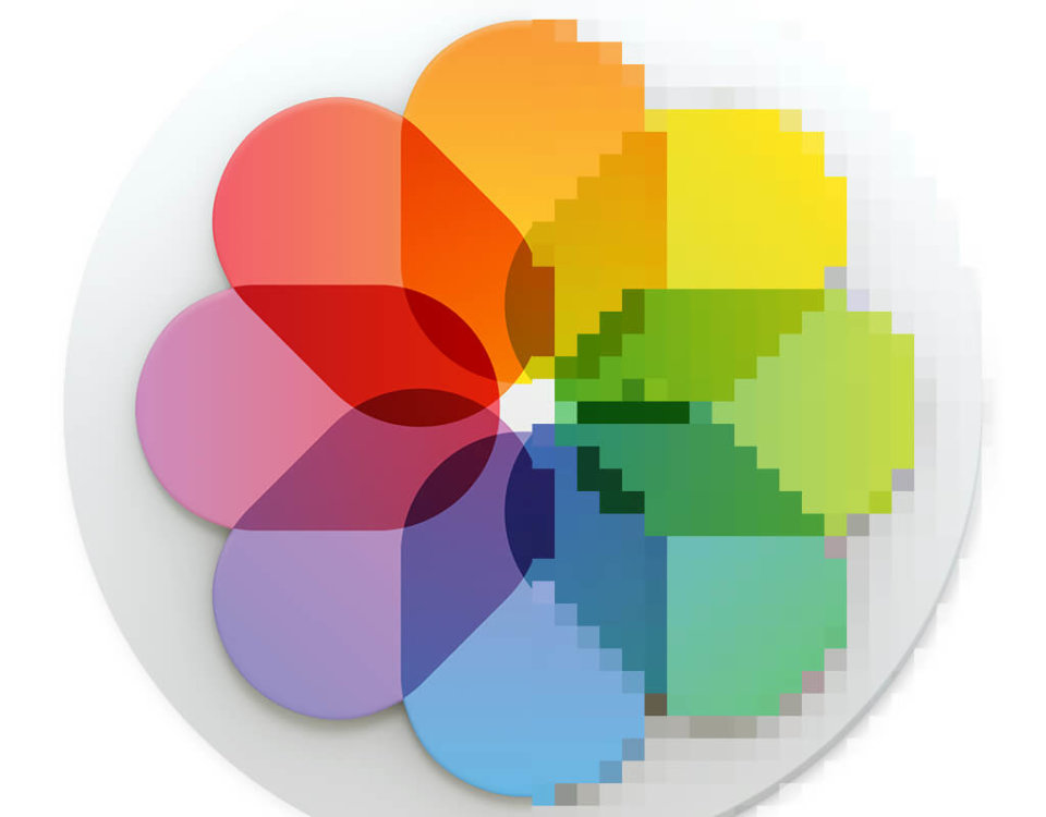 Fotos App am Mac aktualisiert keine Fotos