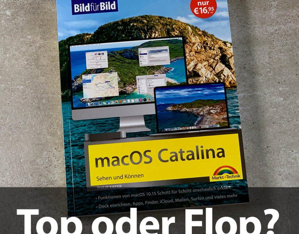macOS Catalina Handbuch – Sehen und Können