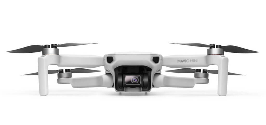 Die Mavic Mini Kamera mit 1/2,3'' CMOS Sensor bringt Videos mit 2,7K Auflösung. Fotos können mit einer Auflösung bis 4.000 x 3.000 Pixel aufgenommen werden.