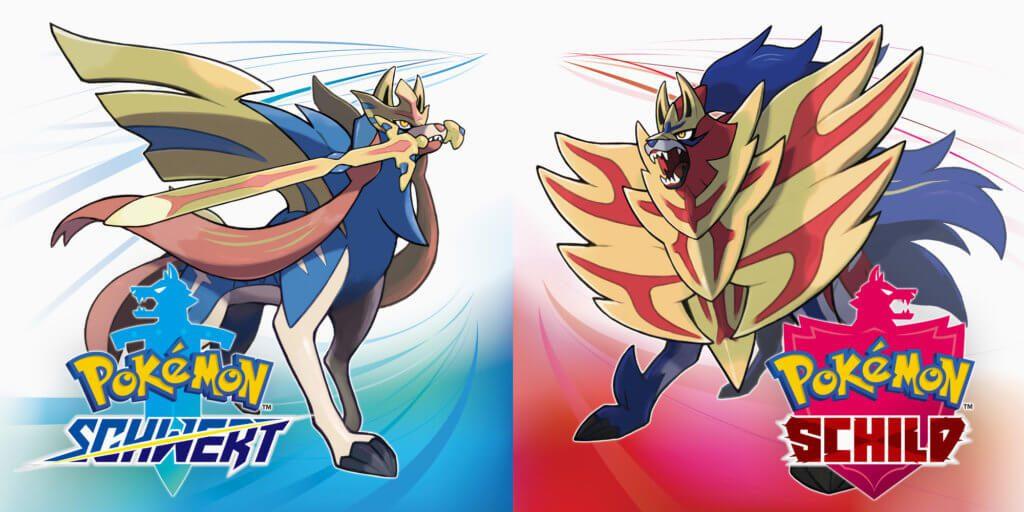 Morgen, am 15.11.2019, erscheinen die neuen Pokémon-Teile Schild und Schwert für die Nintend Switch.