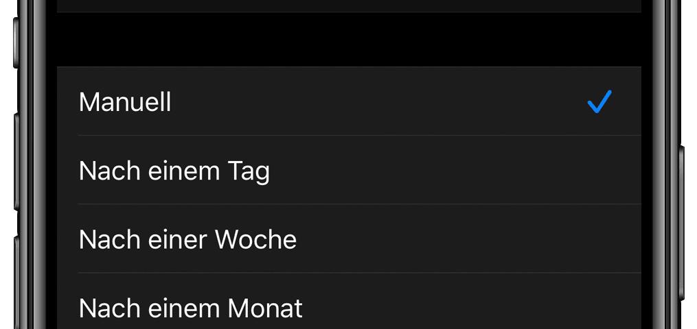iOS-Safari Tabs automatisch schließen